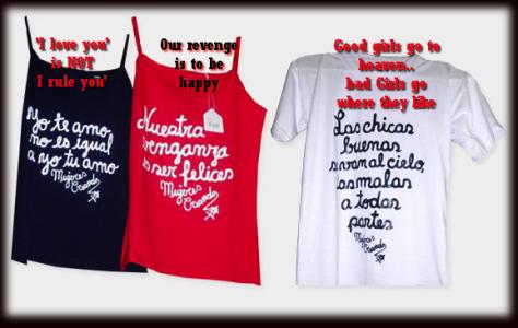 femonist T shirts