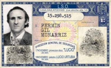 Lucio Urtubia Identificación Falsa