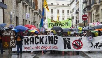 STOP el Gas de Fracking que Gas Natural Fenosa Lleva a España