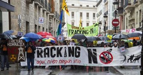 manifestacion_contra_fracking_Burgos