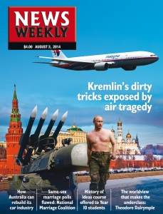 News Weekly Cover