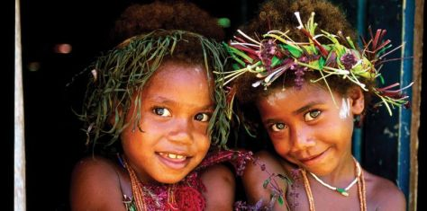 papua new guinea -children