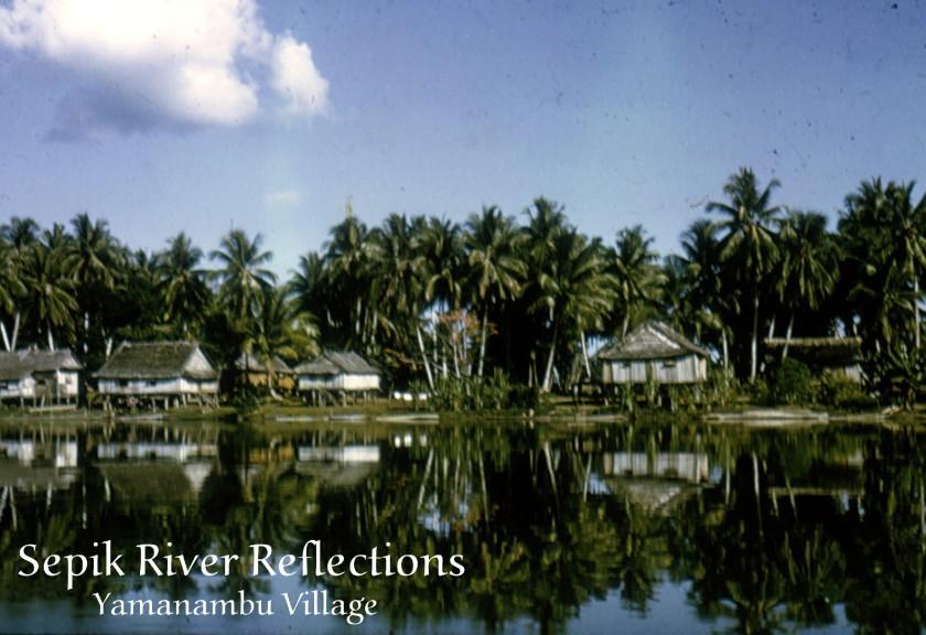 Sepik-River-Reflections