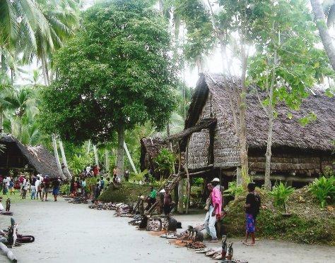 Sepik-River-village-Papua-New-Guinea.