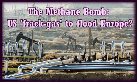 """La bomba de metano. las fugas de metano son forzadores poderosas climáticos y podrían, en teoría, nos empujan sobre un punto de la retroalimentación de inflexión por lo que el permafrost se derretiría liberando cantidades gigantescas de más metano, causando fugitivo recalentamiento global y el derretimiento de los hidratos de en el suelo marino, causando otro gran salto en las temperaturas, un colapso de la biosfera y la """"civilización"""" humana, causando .... etc"""