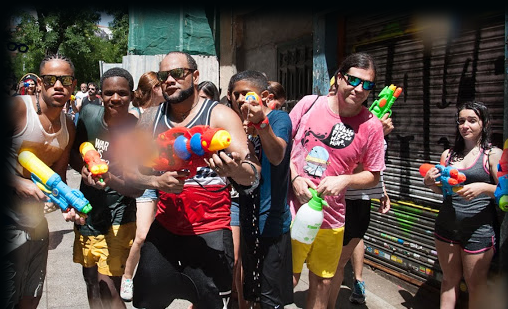 gang of Latin Pirates enters the Battle against Sexism