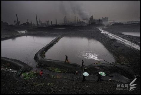 China's rare earth toxic lake