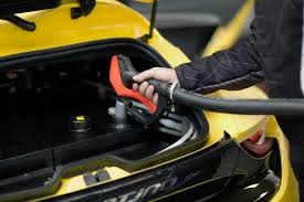 The Quantino runs on a 'cheap totally non toxic salty solution'.. no burn involved, infinite battery life. In principle you don't even need special filling stations for non toxic fuel. Of course you still have the climate and environment damage from vehicle construction.