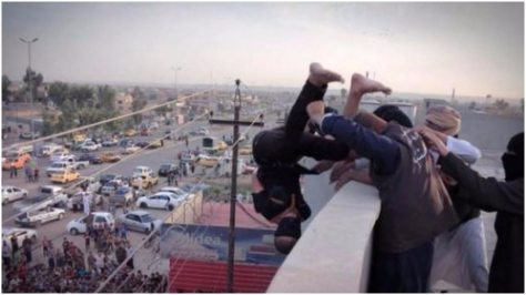 Man accused of being gay publicly executed by ISIS in Manbij
