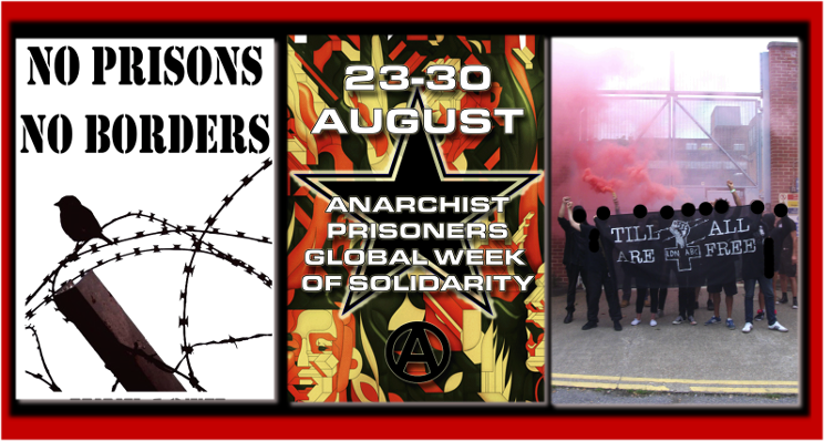 Image result for anarchist no prisons