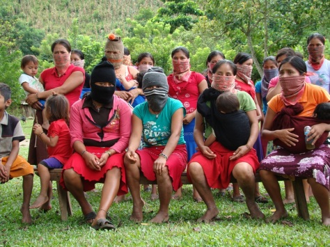 South of the Border: The indigenous people in Chiapas have defended the Zapatista free area for a generation, with a communal, feminist, non-hierarchical and non-tribal culture that has inspired the world.