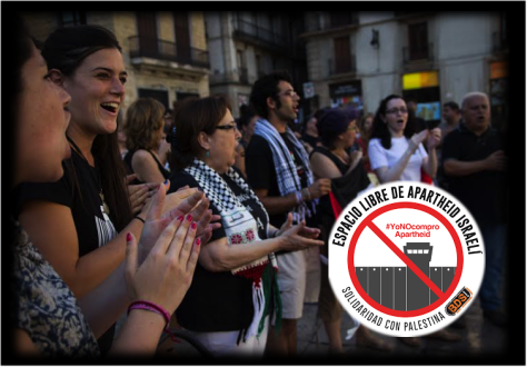 Dozens of Spanish cities reject Israeli Apartheid of Palestinians