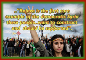 Image result for training in Rojava anarchist
