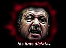 Erdogan the Turkish Dictator tries to massacre progressive democratic rebels