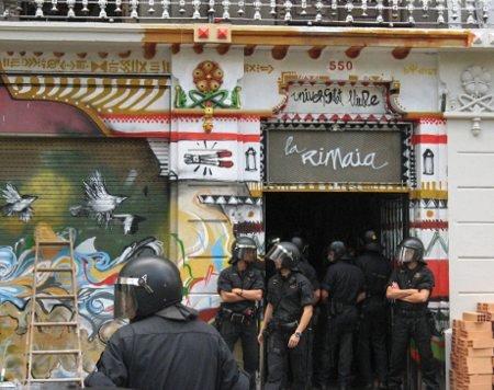 eviction of previous Rimaia 2