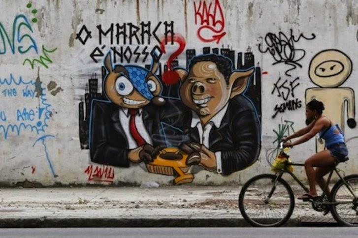 Image result for brasil protesta dec 12