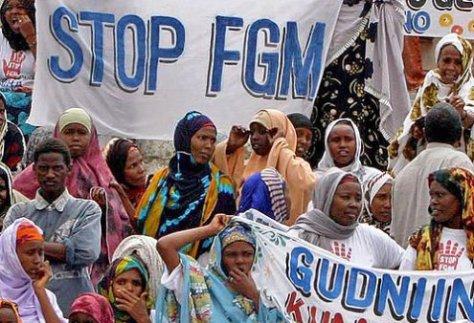 SOMALIA FEMALE CIRCUMCISION