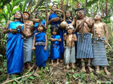Por milenios, los shuar fueron los únicos habitantes de la selva amazónica y de esa forma desarrollaron una visión propia del universo, idioma, gastronomía, mitos, música, danza, sistemas productivos sustentables y costumbres, en estrecha relación con la naturaleza.