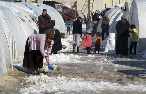 syrian-refugee-camp