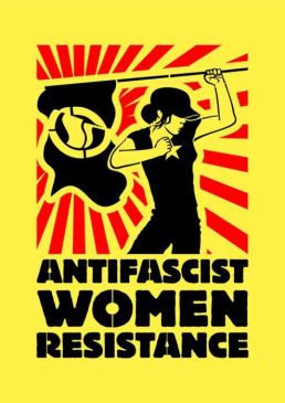antifa-women