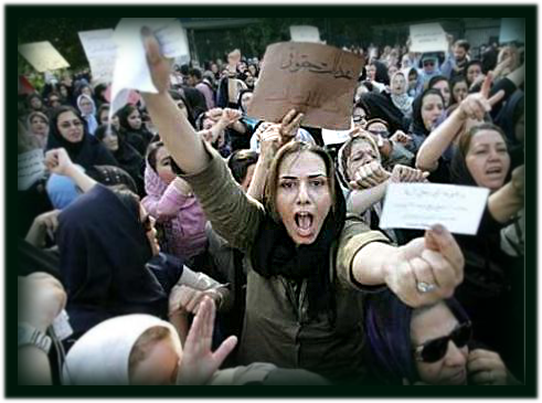 """It is nearly impossible to read any article about Iranian women and not spend the entire time rolling your eyes. Historically, the Western media has tended to make liberal use of Orientalist and infantilizing depictions of Iranian women as, alternatively, trapped in the harems of their turbaned overseers (a historically pre-1979 trope applied liberally to all Middle Eastern women) or militantly crazed and clad in black """"traditional garb"""" (a post-1979 trope specific to Iranian, and later Islamist, women)."""