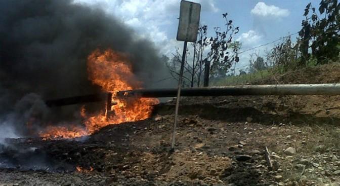 Dakota Access Pipeline Vandalism Highlights Sabotage Risks