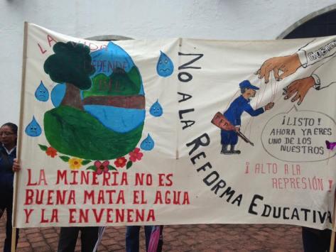 Image result for chinantla oaxaca violencia policia