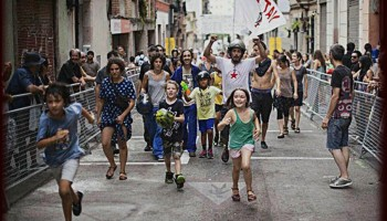 A New World in our Hearts: 'La Rimaia' Squat centre Evicted for 5th Time