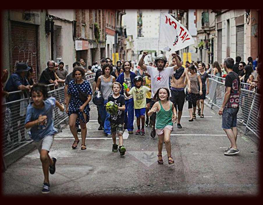 A New World in our Hearts: 'La Rimaia' Squat centre Evicted for 5thTime