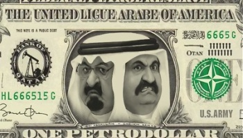 Attacks on Qatar were okayed by US 'for selling Gas in Yuan not US dollars'