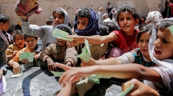 US-backed Bombing, Blockade and Invasion of starving Yemensparks deadly Cholera