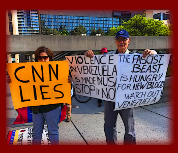 US Pushing Civil War on Venezuela for Oil Control