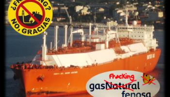 El Frack Gas de Trump llega a España via Gas Natural Fenoso