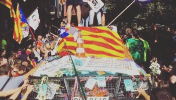 Catalonia: Anarchists call for general Strike / Defense Committees against State Repression