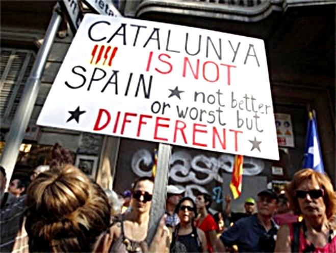 CatalunyaIsNotSpain