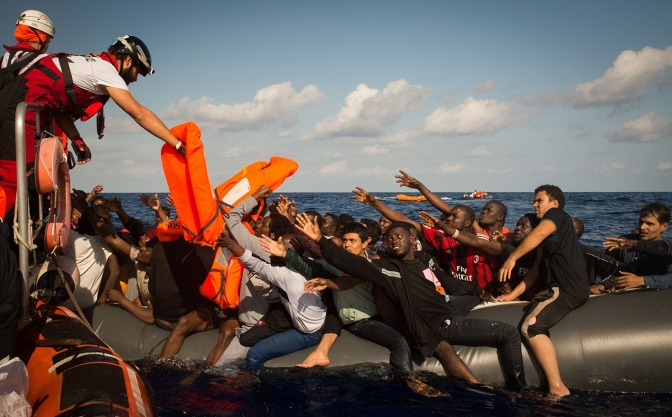Heroism and Horror in the Mediterranean