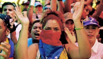 Analysis of Ongoing Popular Power in Venezuela: by Uruguayan Anarchists