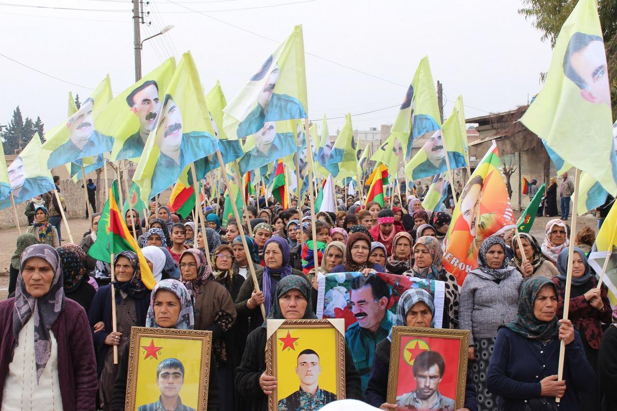 300 on Hunger Strike – How Ocalan Transformed the PKK into Anti-Terrorists
