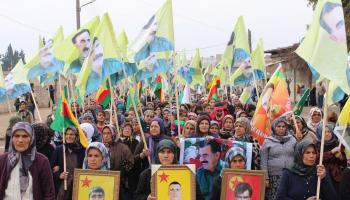 300 on Hunger Strike - How Ocalan Transformed the PKK into Anti-Terrorists