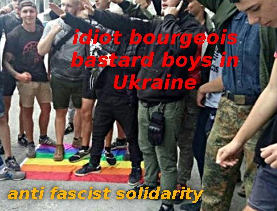 Image result for ukraine fascist attacks gypsies photos