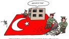Erdogan, the terrorist Paymaster, steals Idlib as 12 military bases expand.