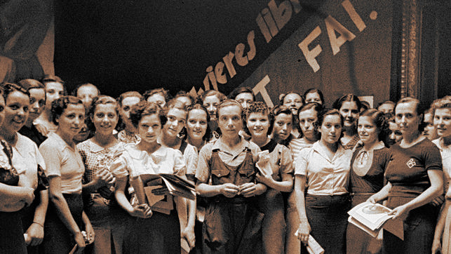 Free Women – Mujeres Libres..The Anarcha-feminists Franco failed toexterminate