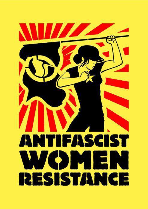 antifa-women