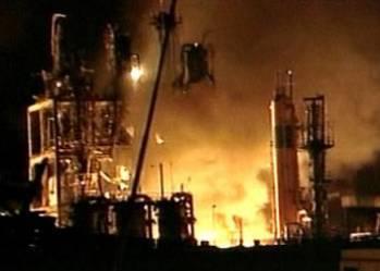 Image result for accidente de gas gnl en Argelia