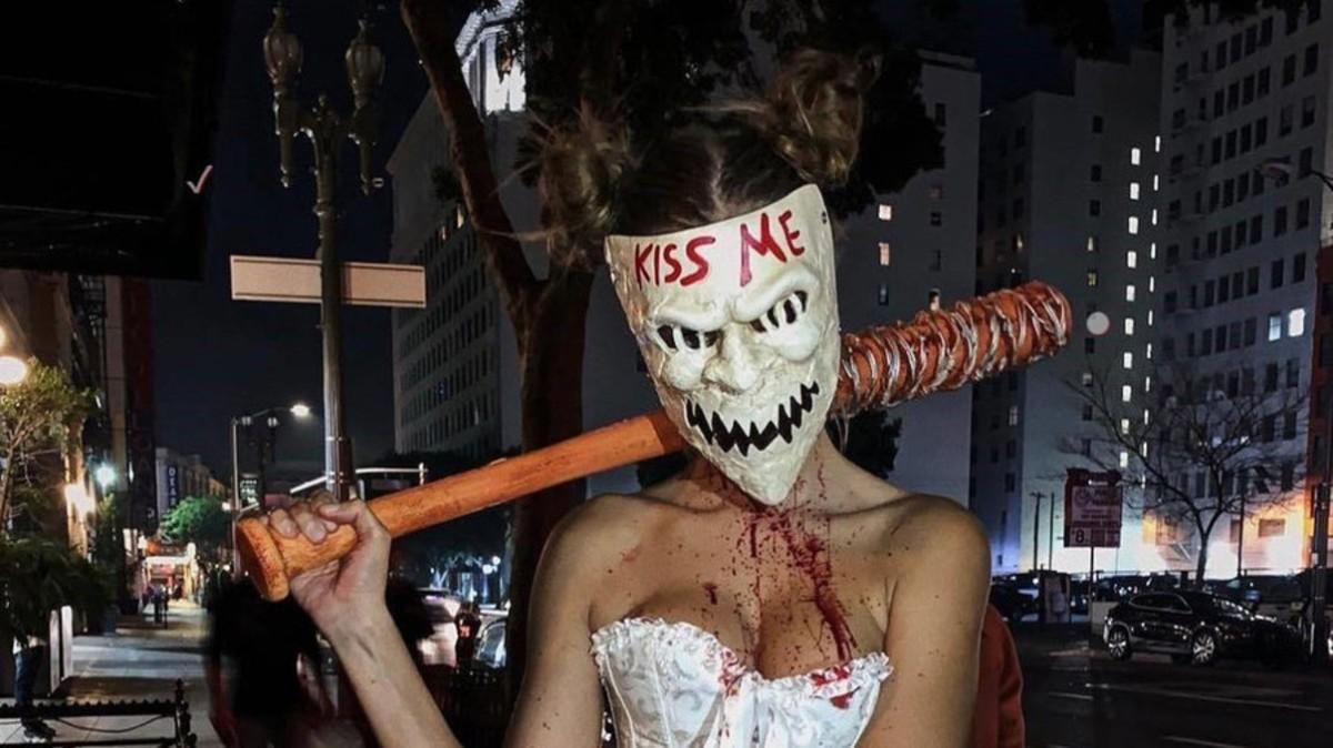 Parisian Halloween Riots imitate 'Purge' film LootingSpree
