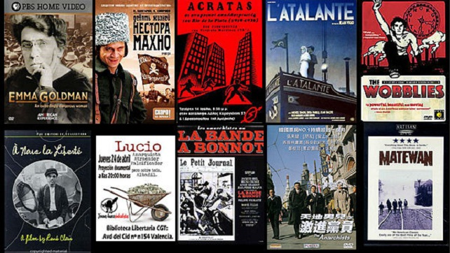 Anarchist Film Archive ..with 1000 films.. Back Online