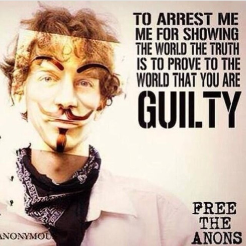Support our Jailed Hero, Jeremy Hammond InSolitary