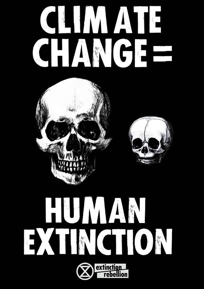 CLIMATE SCIENTISTS: #EXTINCTIONREBELLION NEEDS YOU!#ClimateChange