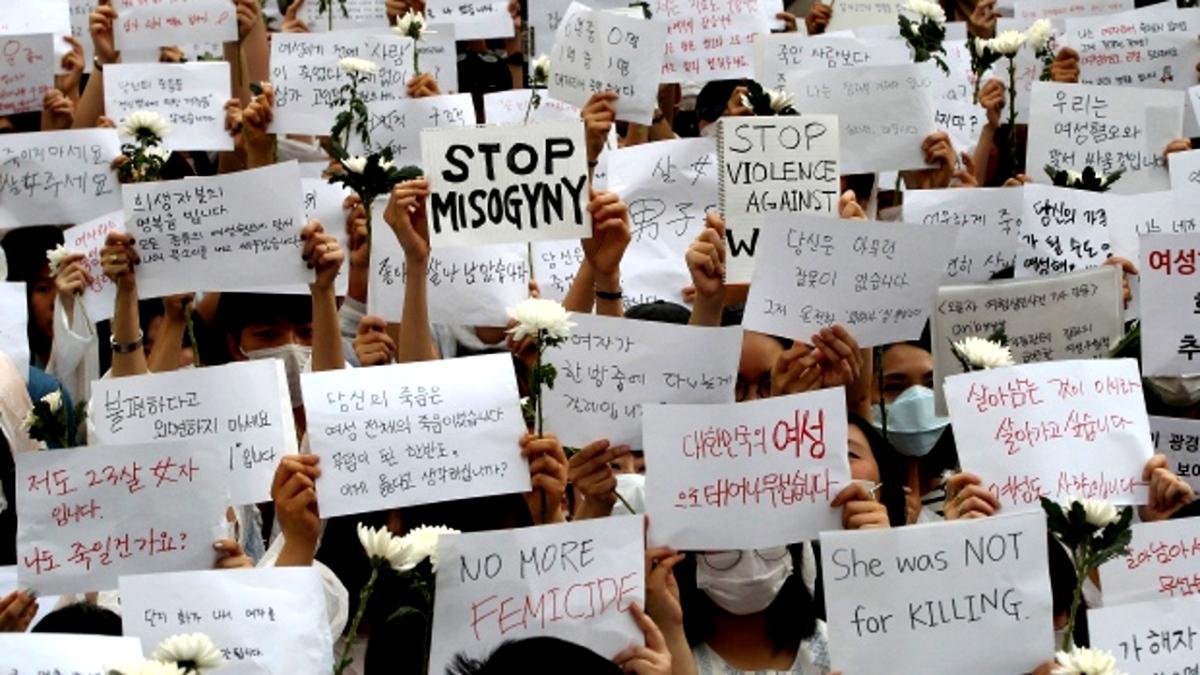 How Radical-Feminist Koreans confrontMisogyny