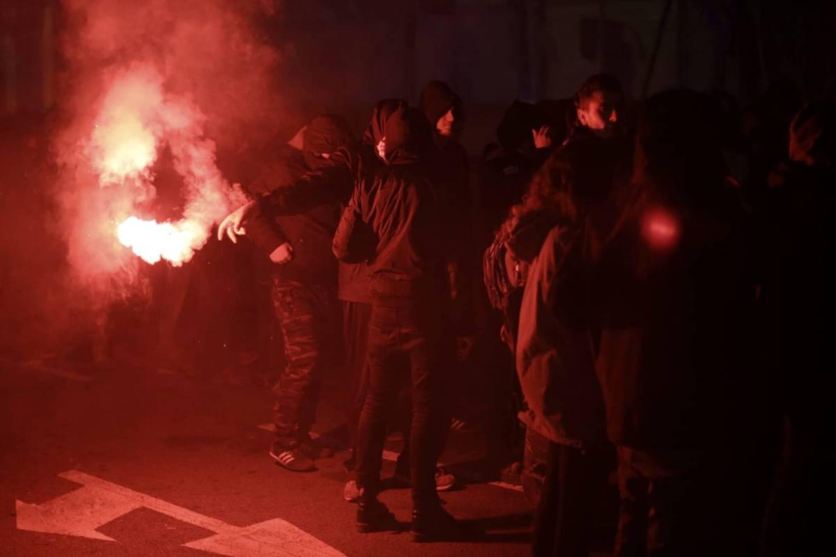 VIDEO de la Mani d'okupació aBarcelona,